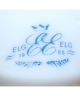 Elg&Elg Porslin (niebieski)