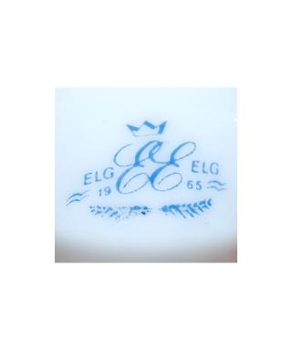 Elg&Elg Porslin (blue)