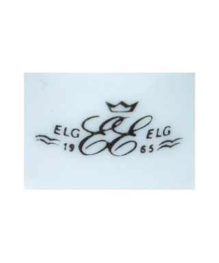 Elg&Elg Porslin (black)
