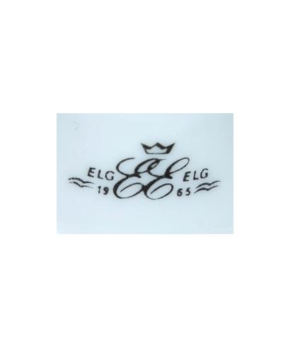Elg&Elg Porslin (czarny)