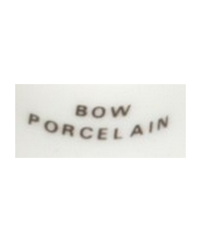 Bow Porcelain