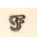 F (Franciscan Ceramics)