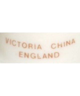 VICTORIA CHINA (golden)
