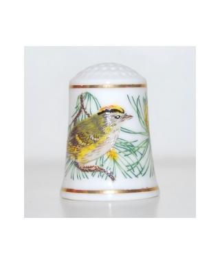 Seria Śpiewające Ptaki Świata - Goldcrest