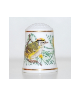 Songbirds Of The World Series - Goldcrest