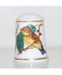 Songbirds Of The World Series - Yellow-breasted bunting