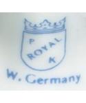 P Royal K (Royal Porzellan)