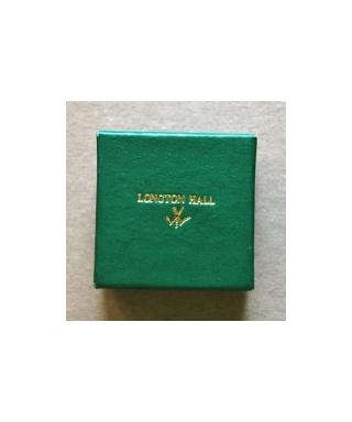 Longton Hall - pudełko (zielone)