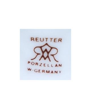 REUTTER PORZELLAN, W. GERMANY