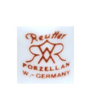 Reutter PORZELLAN, W. -GERMANY