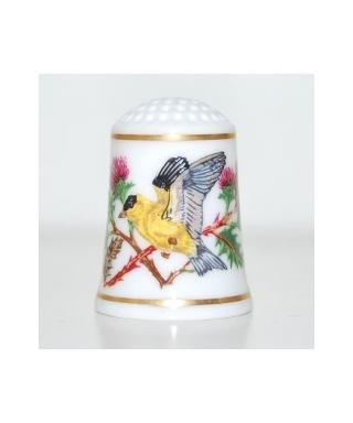 Seria Śpiewające Ptaki Świata - Goldfinch