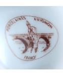Porcelaines Avignon (brown)