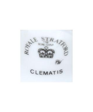 Royal Stratford Clematis