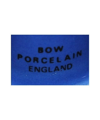Bow Porcelain England