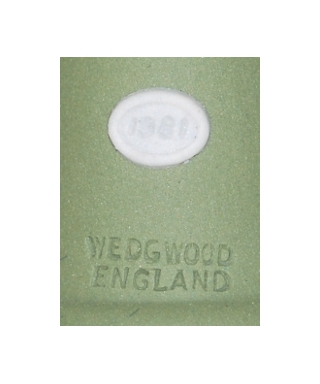 Wedgwood 1981 (green)