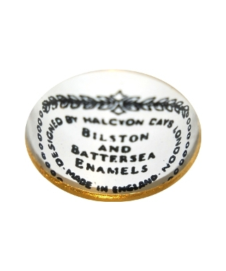 Bilston and Battersea Enamels