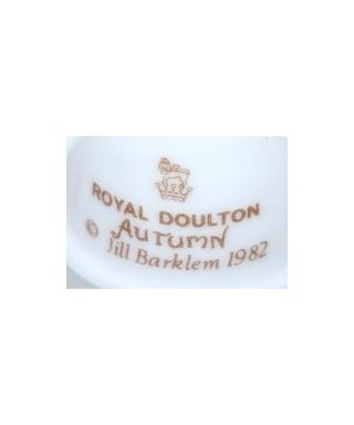 Royal Doulton Autumn