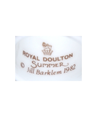 Royal Doulton Summer