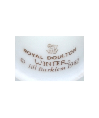 Royal Doulton Winter