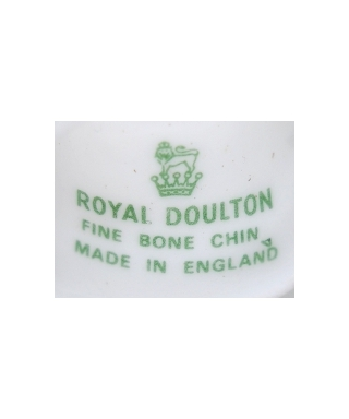Royal Doulton (green)