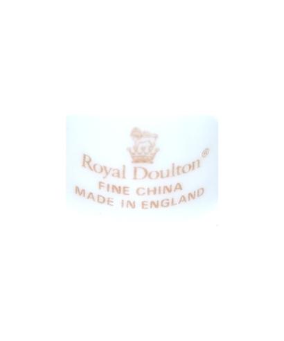 Royal Doulton (golden)
