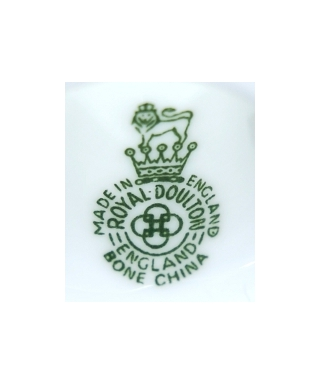 Royal Doulton England (green)