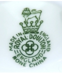 Royal Doulton England (green)