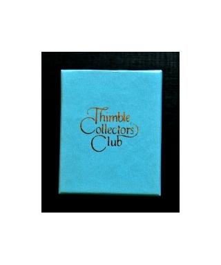 Thimble Collectors Club - box