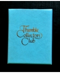 Thimble Collectors Club - pudełko