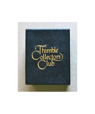 Thimble Collectors Club - box