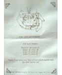 Last Supper - certificate