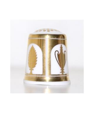 Gold classical ornaments