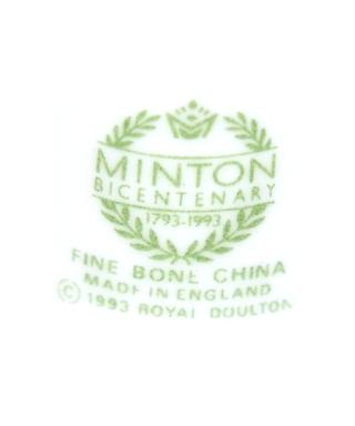 Minton O - Royal Doulton