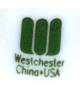 Westchester China (green)