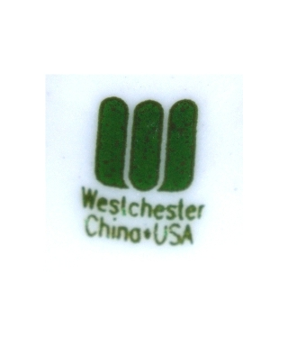 Westchester China (green)