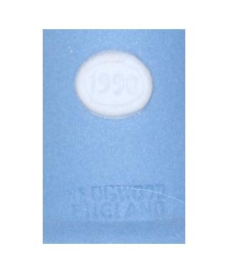 Wedgwood 1990 (blue)
