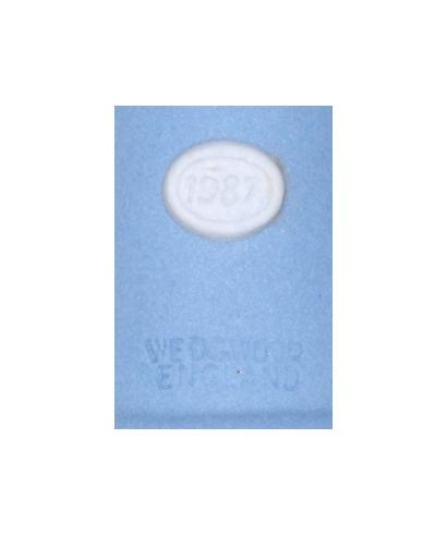 Wedgwood 1987 (niebieski)