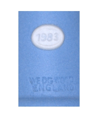 Wedgwood 1983 (blue)