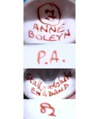 Francesca (Anne Boleyn, Pat Ansell), Staffordshire
