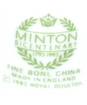 Minton H - Royal Doulton