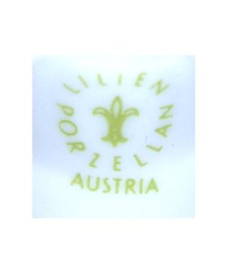 Lilien Porzellan (green)