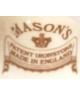 Mason's Ironstone (brązowy)