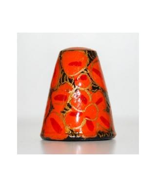 Indie - pomarańczowe kwiaty