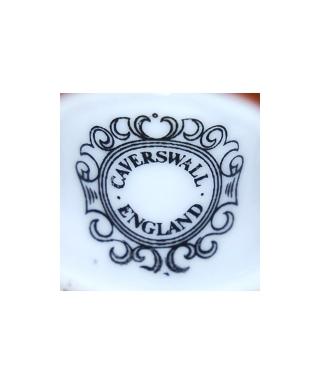 CAVERSWALL ENGLAND (okrągła)