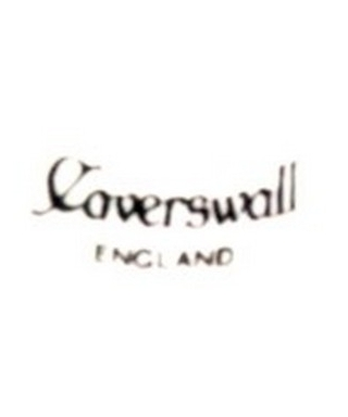 Caverswall ENGLAND (black)
