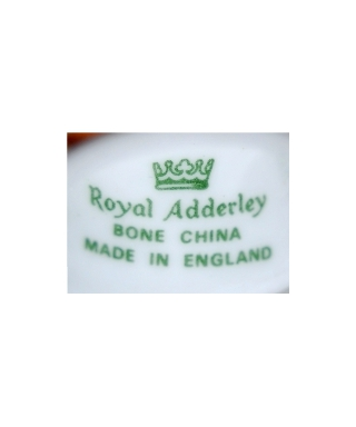 Royal Adderley (green with crown)