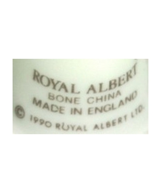 Royal Albert (szary)