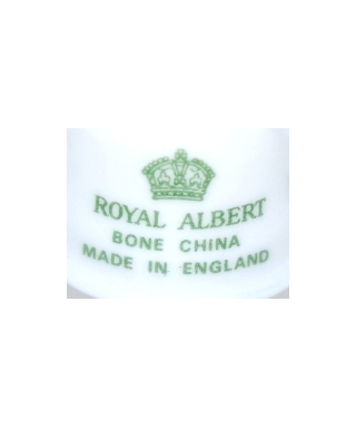 Royal Albert (zielony)