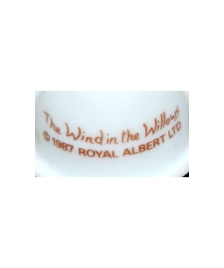 Royal Albert - Wind in the Willows