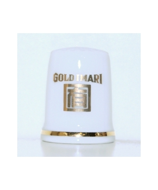 Gold Imari pattern